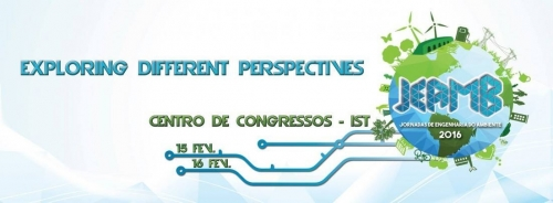 Jornadas de Engenharia do Ambiente - IST Lisboa