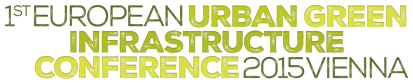 1st European Urban Green Infrastructure Conference
