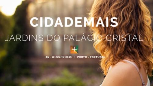 CIDADE MAIS - JARDINS DO PALÁCIO DE CRISTAL