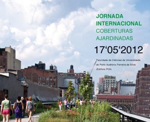 Jornada Internacional de Coberturas Ajardinadas