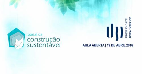 Aula Aberta - Faculdade de Engenharia da Universidade da Beira Interior