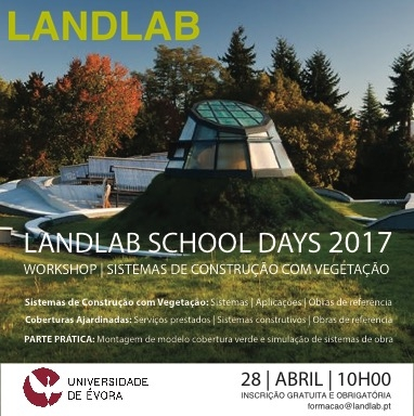 Landlab School Day - Évora
