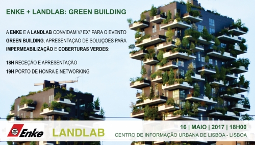 ENKE+Landlab: Green Building