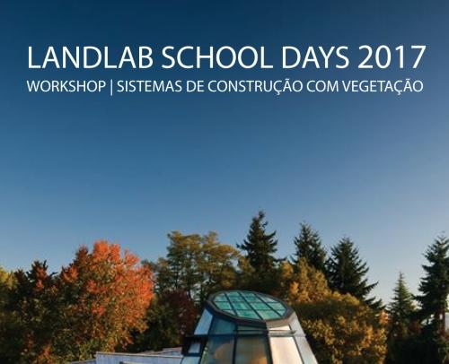 Landlab School Days - Escola Superior de Tecnologia e Gestão do Instituto Politécnico de Leiria