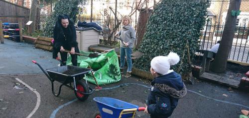 Painéis Green Screen proporcionam um ambiente mais limpo e seguro numa escola em Londres