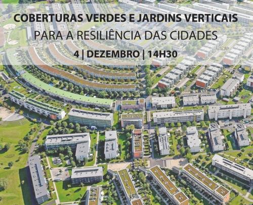 Curso Landlab - Coberturas verdes e Jardins verticais para a resiliência das cidades