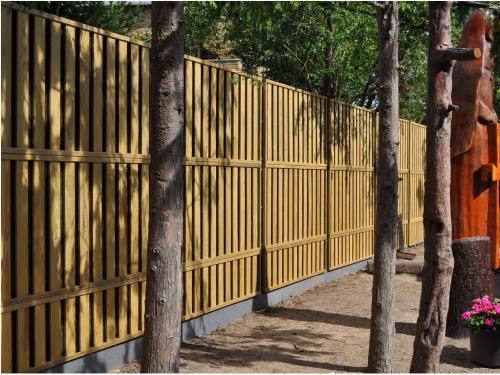 Barreiras acústicas NoiStop Wood